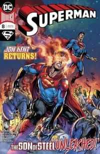 Superman #8 CVR A