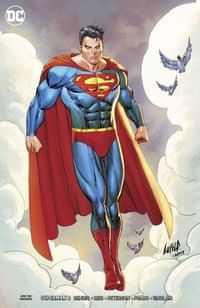 Superman #8 CVR B