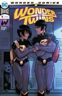 Wonder Twins #1 CVR A