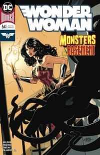 Wonder Woman #64 CVR A