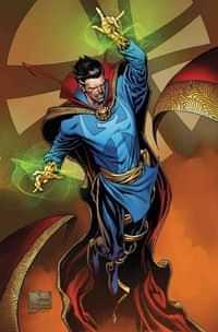 Doctor Strange #10 Variant Quesada