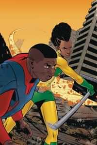 Quantum Age from the World of Black Hammer #6 CVR A Torres