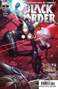 Black Order #4