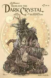 Jim Henson Beneath Dark Crystal #7 CVR B Preorder Petersen