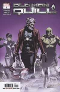 Old Man Quill #2