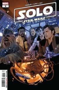 Star Wars Solo Adaptation #5