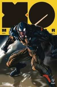 X-O Manowar #24 CVR B Williamson