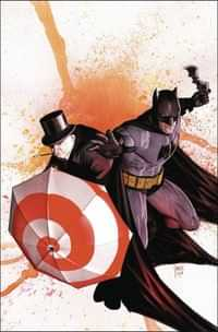 Batman TP Rebirth the Tyrant Wing