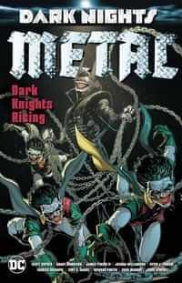 Dark Nights Metal TP Dark Knights Rising