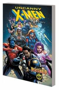 Uncanny X-Men TP 2018 X-Men Disassembled