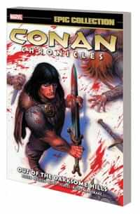 Conan Chronicles TP Epic Collection Darksome Hills