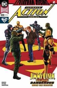 Action Comics #1008 CVR A