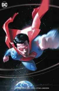 Action Comics #1008 CVR B