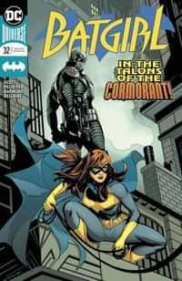 Batgirl #32 CVR A