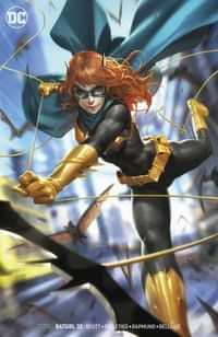 Batgirl #32 CVR B