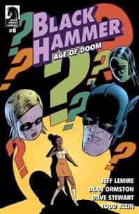 Black Hammer Age of Doom #8 CVR A Ormston