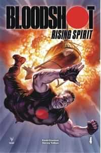 Bloodshot Rising Spirit #4 CVR A Massafera