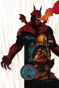 Hellboy and BPRD 1956 #4
