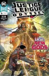 Justice League Odyssey #6 CVR A