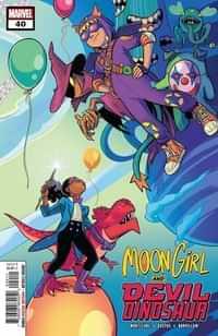Moon Girl And Devil Dinosaur #40