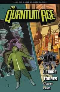 Quantum Age from World of Black Hammer TP V1