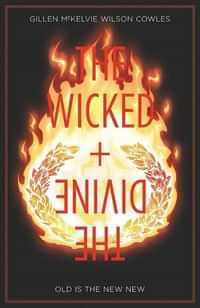 Wicked and Divine TP Old is the New New