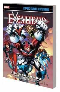 Excalibur TP Epic Collection Girls School Heck