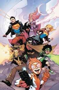 Young Justice #3 CVR A