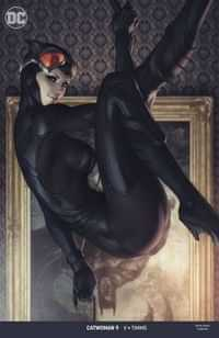 Catwoman #9 CVR B