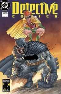 Detective Comics #1000 CVR G 1980s
