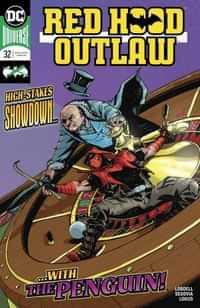Red Hood Outlaw #32 CVR A