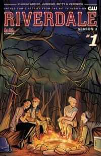 Riverdale Season 3 #1 CVR B Eisma