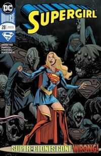 Supergirl #28 CVR A