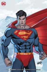 Superman #9 CVR B