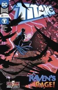 Titans #35 CVR A