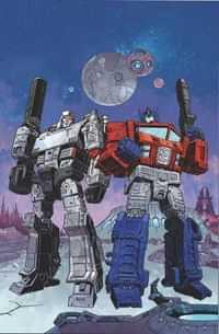 Transformers #1 CVR A Rodriguez