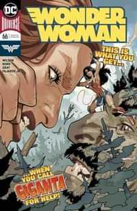 Wonder Woman #66 CVR A