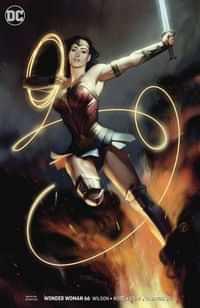 Wonder Woman #66 CVR B