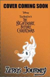Nightmare Before Christmas Zeros Journey #7