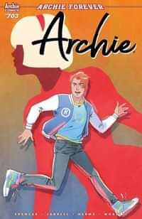 Archie #703 CVR A Sauvage