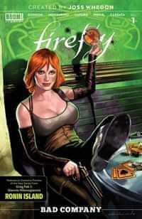 Firefly One-Shot Bad Company