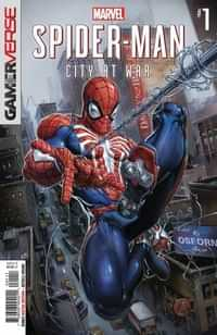 Spider-Man City at War #1