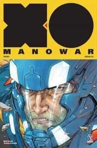 X-O Manowar #25 CVR A Rocafort