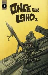 Once Our Land Book Two #1