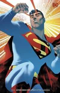 Action Comics #1009 CVR B