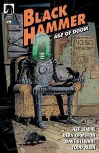 Black Hammer Age of Doom #9 CVR A Ormston
