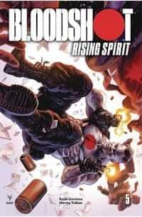 Bloodshot Rising Spirit #5 CVR A Massafera