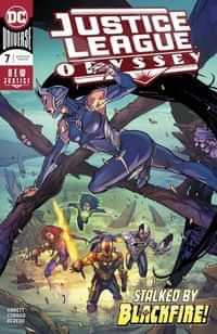 Justice League Odyssey #7 CVR A