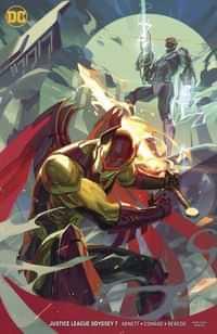 Justice League Odyssey #7 CVR B