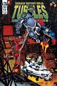 TMNT Urban Legends #11 CVR B
